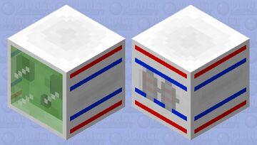 Space Slime Minecraft Mob Skin
