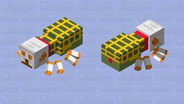 Taranza Tarantula Minecraft Mob Skin