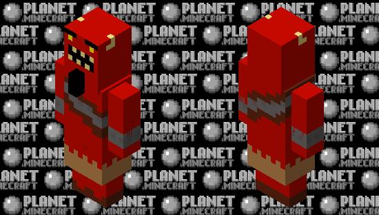Deamon Minecraft Skin
