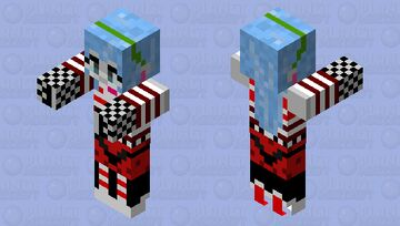 Zombie ( Ghoulia Yelps) Minecraft Mob Skin
