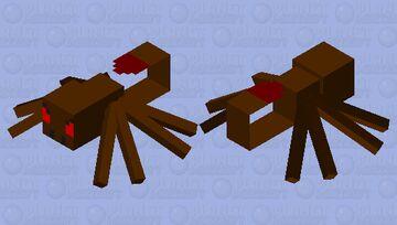 Scorpio Minecraft Mob Skin