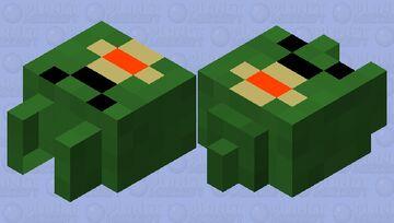 Plankton Minecraft Mob Skin