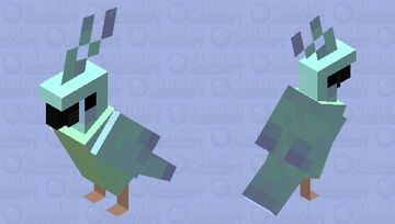 Pastel trip Minecraft Mob Skin