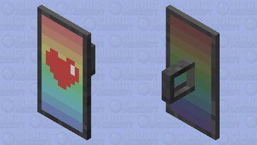 Shielded | Pride Minecraft Mob Skin