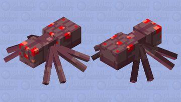 First Ones Spider Minecraft Mob Skin