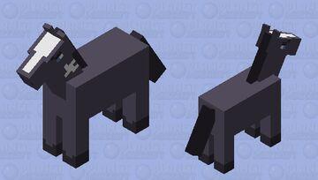 >:( Minecraft Mob Skin