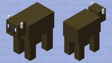 Minotaur Minecraft Mob Skin