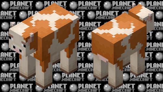 pinto cow (minecraft earth) Minecraft Skin