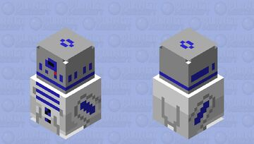 Star wars Minecraft Mob Skin