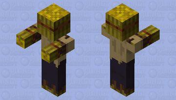 Target Dummy (minecraft dungeons) Minecraft Mob Skin