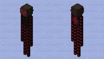 crwban(ender)man Minecraft Mob Skin