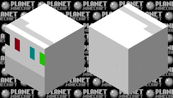 Washing Machine *Contest Entry* Minecraft Skin