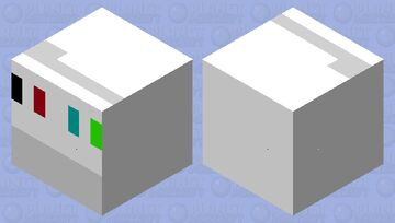 Washing Machine *Contest Entry* Minecraft Mob Skin
