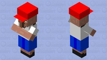 Villager mob skin Minecraft Mob Skin