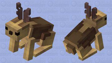 Wolpertinger Minecraft Mob Skin