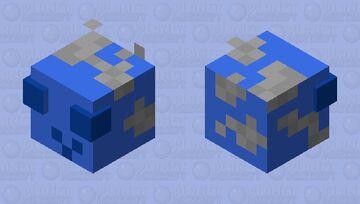 Rock Slime (smol update) Minecraft Mob Skin