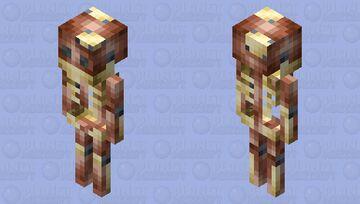 Automaton Skeleton Minecraft Mob Skin