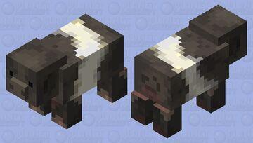 Piggie Pig Minecraft Mob Skin