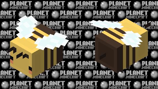 _-=: Soft Bee :=-_-_-=: Series :=-_ Minecraft Skin