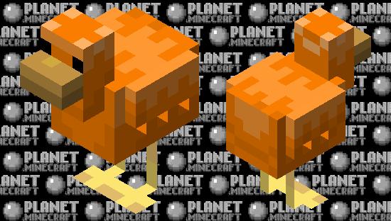 Torchic (Pokemon) Minecraft Skin