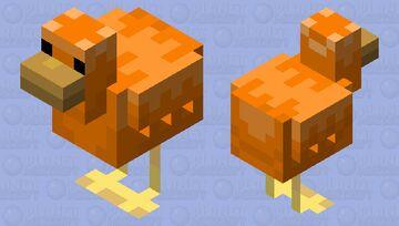 Torchic (Pokemon) Minecraft Mob Skin
