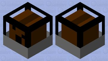 Another coffee bean in another machine Minecraft Mob Skin