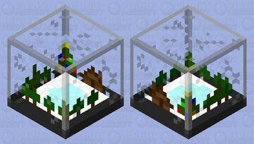 Snow Globe Sloime Minecraft Mob Skin