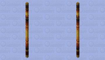 Bâton PSY (Monster Hunter) Minecraft Mob Skin