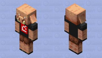 ! Minecraft Mob Skin