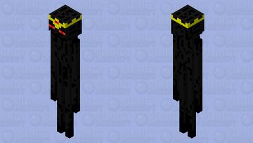 In The Hall of The Lava King - The Lava King Minecraft Mob Skin