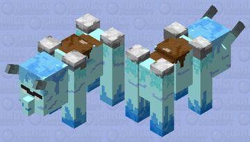 ⧰ Guild Race ⧰ Round 1 - Melarian Brute [Pop Reel!] Minecraft Mob Skin
