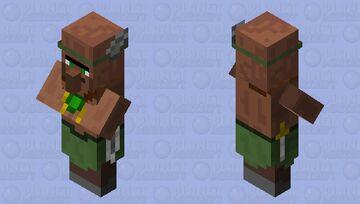 Shaman (Villager profession variant) Minecraft Mob Skin