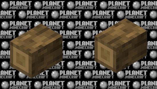 Oak log bee Minecraft Skin
