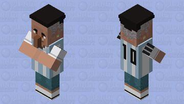 pibe cumbiero (villager) Minecraft Mob Skin