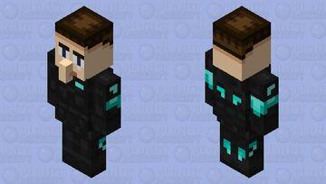 Vindicator JamesTDG Minecraft Mob Skin