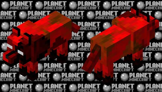 SneakyBrine Wolf Minecraft Skin