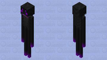 Alienated Enderman Minecraft Mob Skin