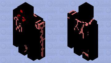 Total Nightmare #3 Minecraft Mob Skin