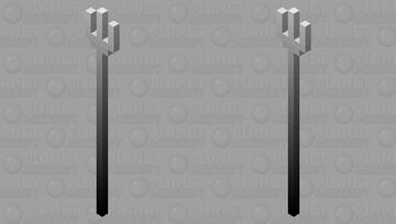 trident cause.... well why not Minecraft Mob Skin