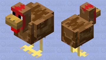 alternative chicken Minecraft Mob Skin