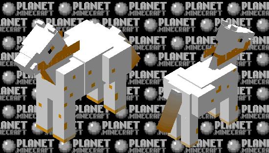 "Goldwind ""Whiteout16's 3rd Request'' Minecraft Skin"