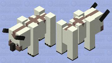 Appa Minecraft Mob Skin