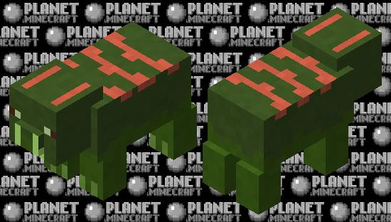 [Dino] Pigadon Minecraft Skin