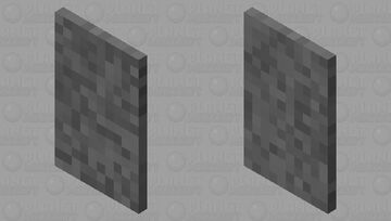 Stone cape Minecraft Mob Skin