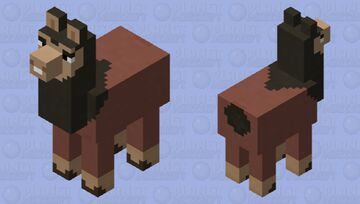 Emperor Kuzco Minecraft Mob Skin