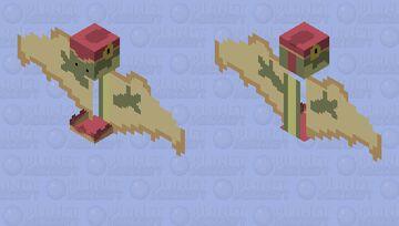 Flapple Minecraft Mob Skin