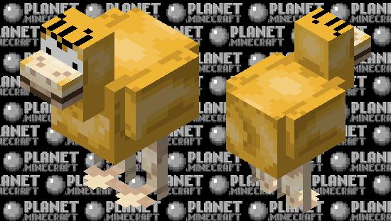 Psyduck Pokemon Go Minecraft Skin