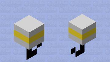 Advanced fishing bobber Minecraft Mob Skin