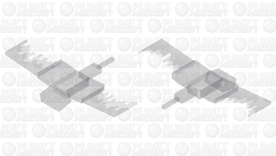 ghost phantom Minecraft Skin