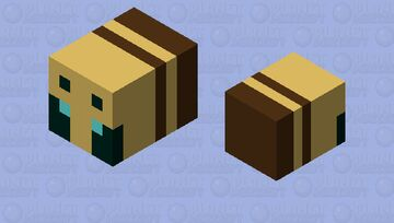 you can't judge me   LilyBlossom6 Minecraft Mob Skin